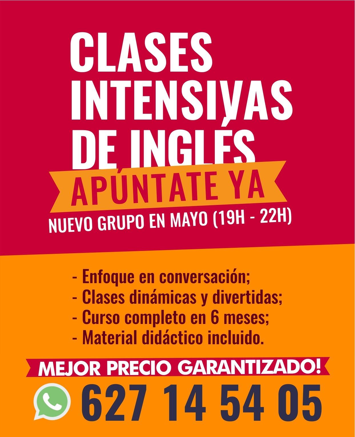 Clases de Inglés @ Multitegia