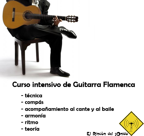 Taller de Guitarra Flamenca @ Multitegia