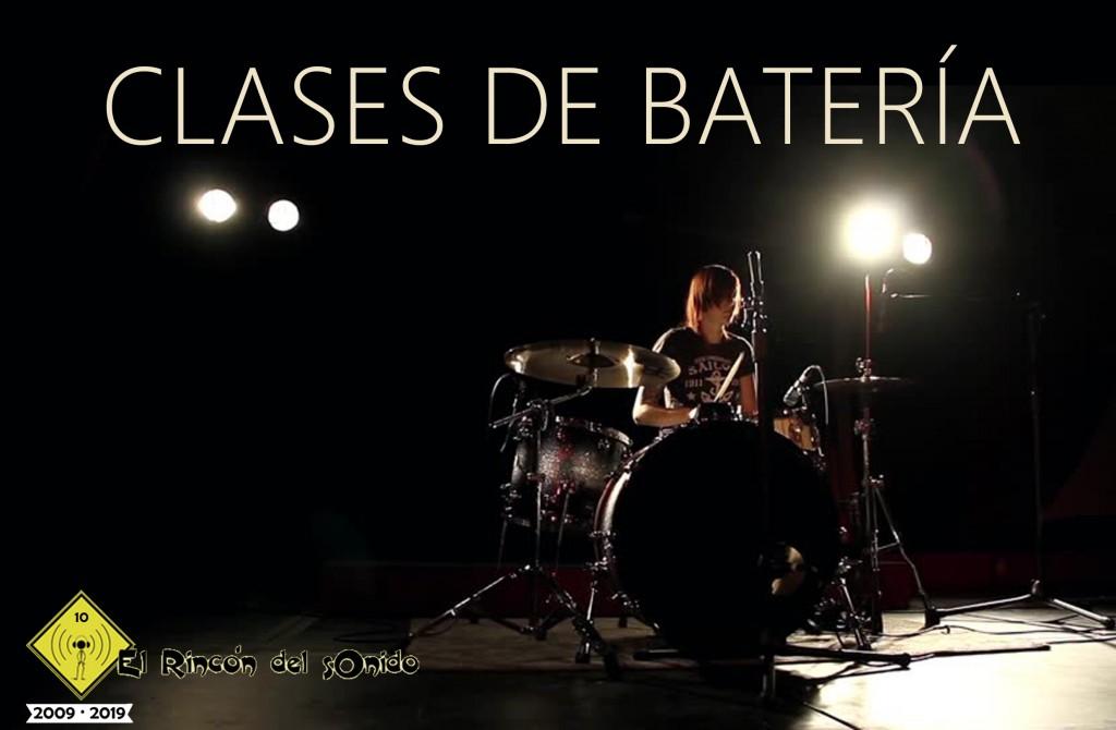 Clases de Batería @ Multitegia